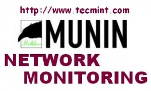 Install Munin (Network Monitoring) in RHEL, CentOS and Fedora