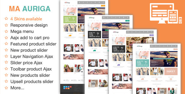 Top 10 Best Magento Fashion Themes