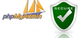 How to secure phpmyadmin installation?