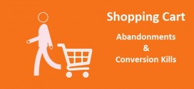 Top 5 Reasons and Solutions for Shopping Cart Abandonments and Conversion Kills