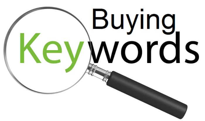 buying' keywords