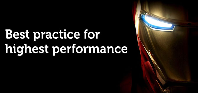 Magento on Steroids – Best practice for highest performance
